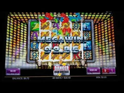 My Biggest ($) Win on Danger! High Voltage Slot