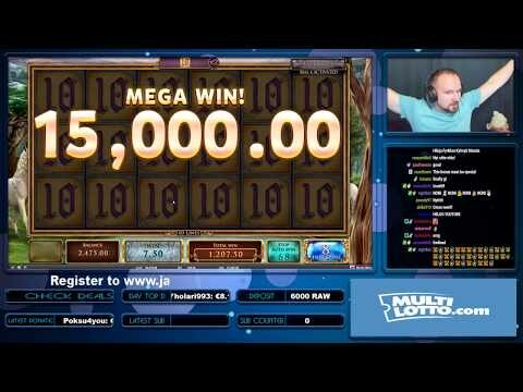 INSANELY BIG WIN FROM MYSTIC MIRROR SLOT!!