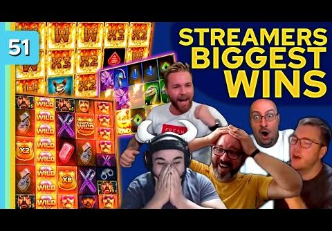 Streamers Biggest Wins – #51 / 2021