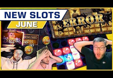 New Slots of June 2021