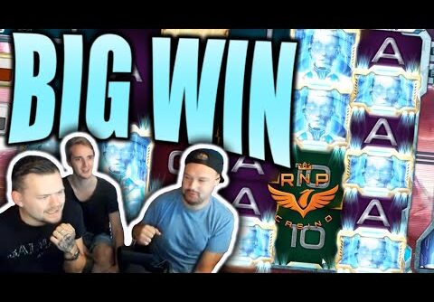 Big Win on Machina Megaways Slot – Casino Stream Big Wins