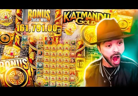 ROSHTEIN Mega Win 60.000€ on Kathmandu gold Slot – TOP 5 Mega wins of the week