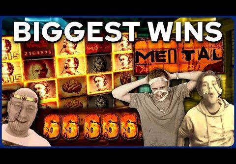 Top 5 BIGGEST WINS on MENTAL Slot