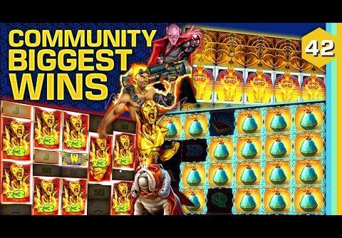 Community Biggest Wins #42 / 2021