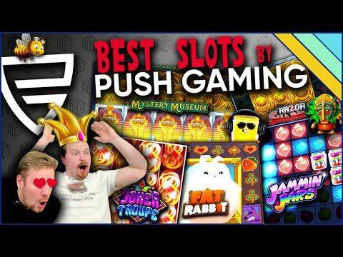 BIGGEST WINS on PUSH GAMING Slots!