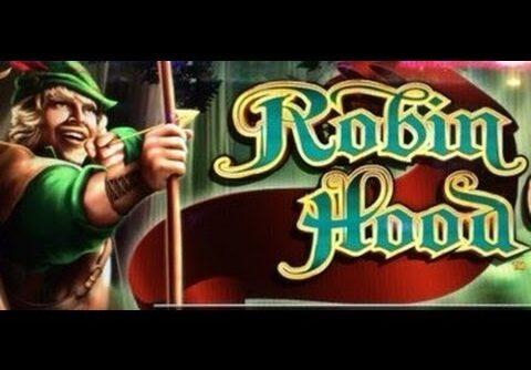 ROBIN HOOD #1 – MEGA BIG WIN – WMS SLOT MACHINE