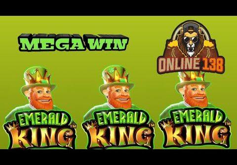 🔶 JP Mega win di Slot Emerald King | Pragmatic Play 2021| Online 138