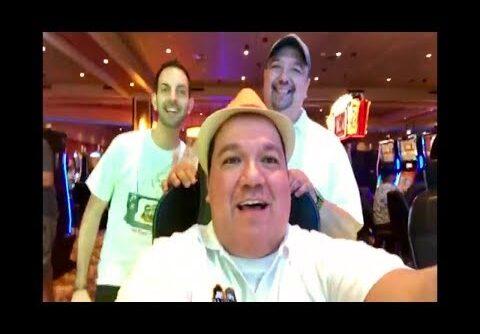 🛑 Live Stream! Big Win Slot Machine 💥Four Winds Casino! Right Ken?