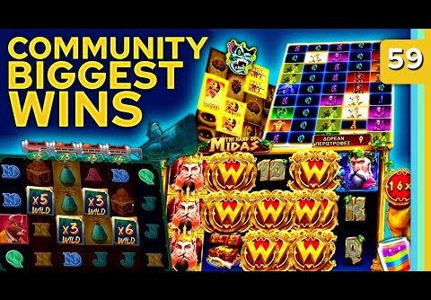 Community Biggest Wins #59 / 2021